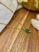 Collier pierre amazonite | LENORA